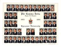 Syracuse University Composite for 1993-1994