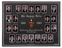 California State University at Northridge Composite for 2001-2002