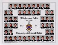 University of Texas at Dallas Composite for 2010-2011