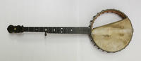 Frank Norris (University of California Berkeley 1894) Banjo