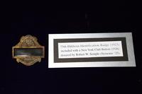 Ekklesia Identification Badge from the 1923 Ekklesia