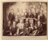 1888 Alpha Chapter Group Picture