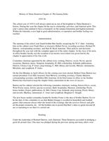 1947-1981 Theta Deuteron Annual Chapter Histories