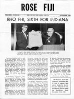 1969 December Newsletter Rho Phi (Rose-Hulman)
