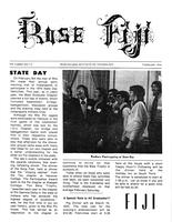 1975 February Newsletter Rho Phi (Rose-Hulman Institute of Technology)