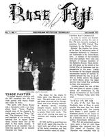 1973 December Newsletter Rho Phi (Rose-Hulman)