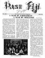 1974 April Newsletter Rho Phi (Rose-Hulman)