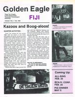 1984 February Newsletter Theta Tau (Tennessee Tech)