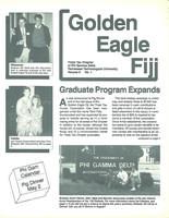 1987 Winter Newsletter Theta Tau (Tennessee Tech)