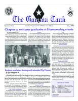 1998 Fall Newsletter Gamma Tau (Georgia Tech University)